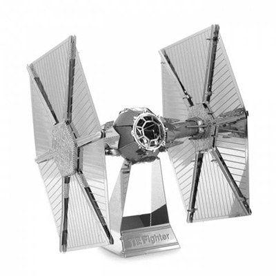 Star Wars: TIE Fighter als 3D Metall Puzzle für ~0,68€