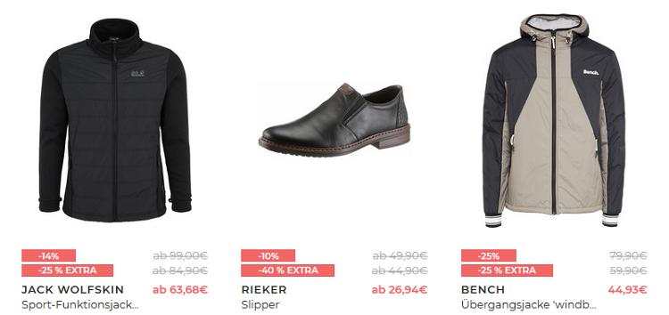 About You Early Black Freitag Sale mit bis zu 40% Extra Rabatt + VSK frei