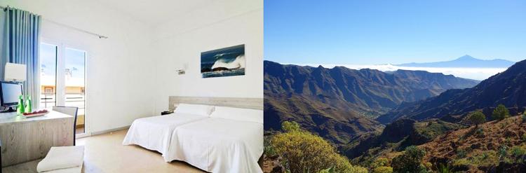 7, 10 o. 14 ÜN im 3* Hotel auf Teneriffa inkl. Flüge, Halbpension & Ausflug nach La Gomera ab 509€ p.P.
