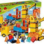 LEGO Duplo – Große Baustelle (10813) für 31,95€ (statt 38€)