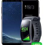 Otelo Allnet-Flat + SMS-Flat + 3GB ab 18,99€/Monat + Galaxy S8 + Gear Fit (effekt. +31€!)