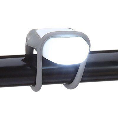 Kleines, spritzfestes LED Licht aus Silikon für ~0,68€