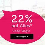Singles Day: Bonprix mit 22% auf alles bis Mitternacht – auch auf Wohnen