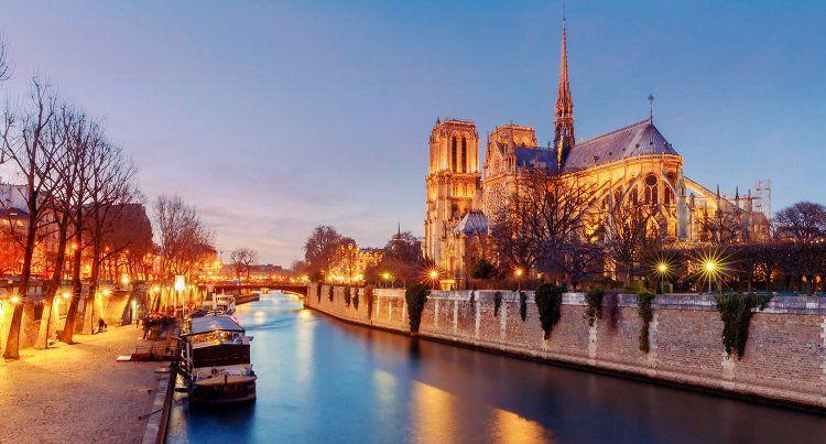 2   4 ÜN in Paris im 3* Hotel inkl. Frühstück und Schiffsrundfahrt auf der Seine ab 89€ p. P.