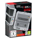 New Nintendo 3DS XL Konsole im coolen SNES Design ab 149€