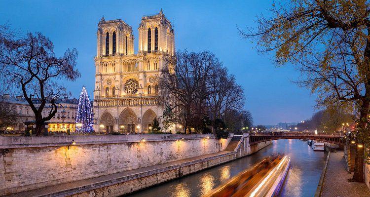 2   3 ÜN in Paris inkl. Frühstück und Schiffsrundfahrt auf der Seine ab 99€ p. P.