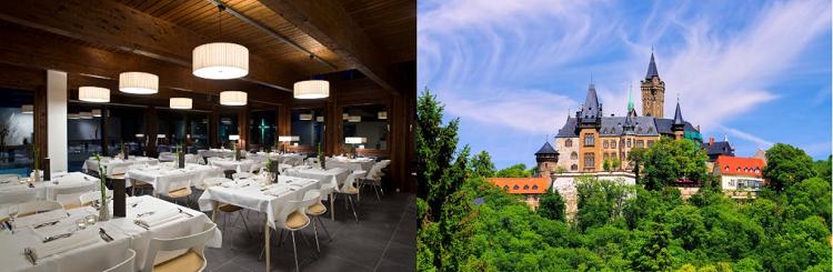 2 o. 4 ÜN im Oberharz im 4* Hotel inkl. Frühstück, Spa & 4 Gänge Menü ab 79€ p.P.