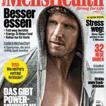 Schnell? Jahresabo Men's Health für 49€ inkl. 50€ Gutschein