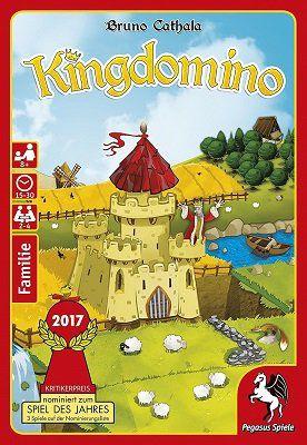 Pegasus 57104G Kingdomino Brettspiel ab 15,29€ (statt 20€)