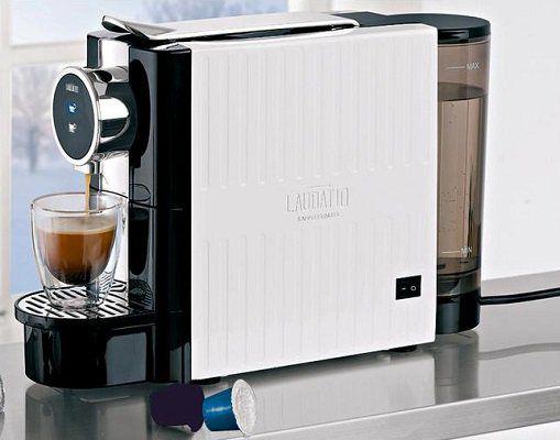 Rossmann Ideenwelt Kaffee Kapselmaschine für Nespresso Kapseln für 25€ (statt 70€)