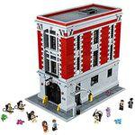 Lego Ghostbusters Feuerwehr-Hauptquartier 75827 für 275,60€ (statt 323€)