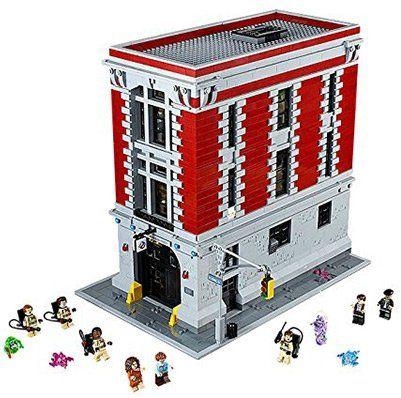 Lego Ghostbusters Feuerwehr Hauptquartier 75827 für 275,60€ (statt 323€)