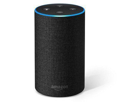Amazon Echo (2. Generation) für 59,99€ (statt 86€)