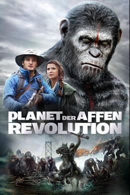 Gratis für Sky Kunden: Planet der Affen Revolution HD Digital + DVD oder Blu ray nach Hause