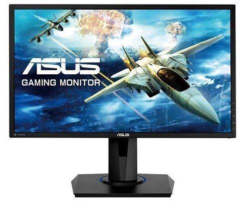 ASUS VG245Q   24 FHD Monitor mit 1 ms Reaktionszeit für 129,90€ (statt 177€)