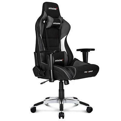 Akracing Gaming Stuhl PROX Schwarz/Grau für 346,15€ (statt 399€)