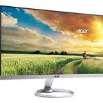 Acer H257HUsmidpx – 25″ WQHD IPS Monitor im Zero Frame Design mit DTS Sound für 253,99€ (statt 282€)