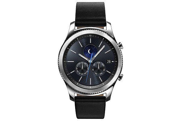 Samsung Gear S3 Classic Smartwatch für 209€ (statt 239€)