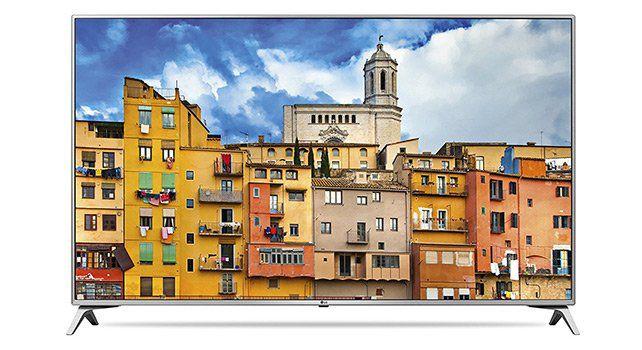 LG 43UJ6519   43 Zoll Smart TV mit UltraHD ab 374€ (statt 440€)
