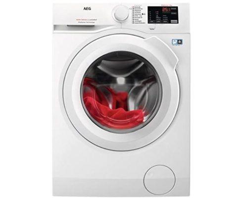 AEG L6FB50480   8kg Waschmaschine mit 1.400 U/min. A+++ für nur 333€
