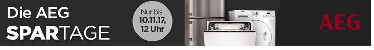 AEG Spartage bei AO.de   z.B. AEG F46300UM0 Geschirrspüler für 379€ (statt 472€)