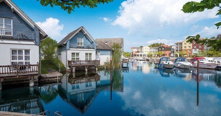 2, 4 o. 5 ÜN an der Mecklenburgischen Seenplatte im 4* Hotel mit Halbpension & Wellness ab 79€ p.P.