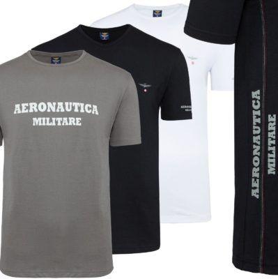Aeronautica Militare 3er Pack Herren T Shirts für 27,99€