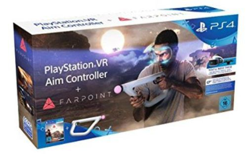 PlayStation4 VR Aim Controller + Game Fairpoint für 55€ (statt 88€)