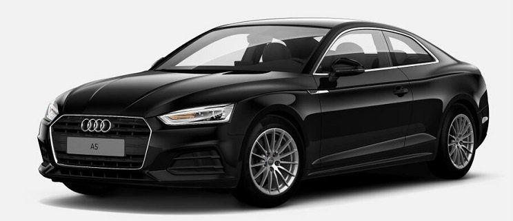 Audi A5 Coupé 2.0 TDI Leasingwagen für 36 Monate ab 236,81€ mtl. + einmalig 670€ (nur Geschäftskunden)