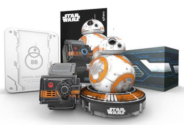 Sphero BB 8 Special Edition für 102,59€ (statt 122€)