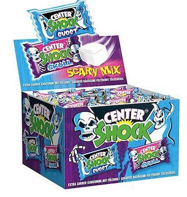 100er Pack Center Shock Scary Mix Kaugummis ab 3,79€ (statt 7€)   Plus Produkt
