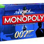 Monopoly – James Bond Edition für 20,99€ (statt 39€)