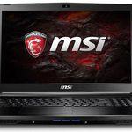 MSI GL62 7RD-083 – 15,6 Zoll Full HD Notebook mit GTX 1050 für 879€ (statt 1.049€)