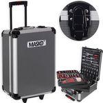 Masko 725tlg Werkzeugkoffer Trolley für 62,80€