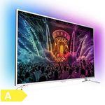 Philips 55PUS6501 – 55 Zoll UHD Fernseher mit 3-seitigem Ambilight für nur 649€ (statt 735€)