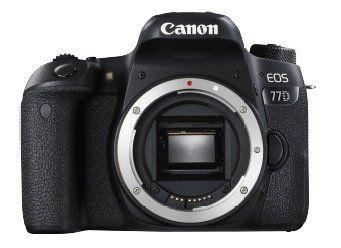 Canon EOS 77D Spiegelreflexkamera Body für 666€ (statt 740€) + 100€ Cashback