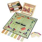 Monopoly Nostalgie mit Holzbox für 24,12€ (statt 38€)