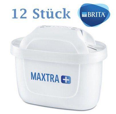 12er Pack Brita Maxtra+ Filterkartuschen für 38,90€ (statt 55€)