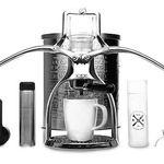 ROK Espressomaschine mit Edelstahl-Milchschäumer für 86,79€ (statt 123€)