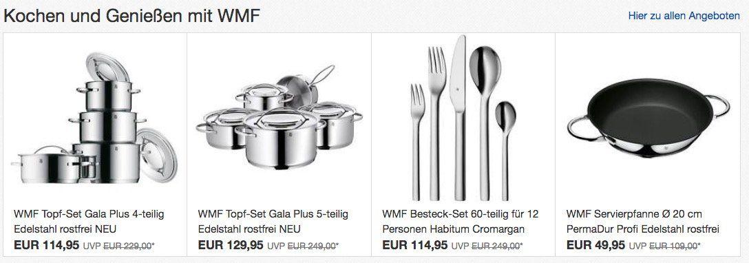 eBay: 15€ Gutschein auf Deko, Kochzubehör & Möbel ab 50€ bis Mitternacht