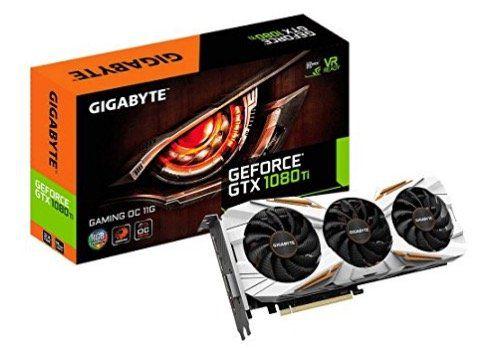 GigaByte GeForce GTX 1080 Ti Gaming OC 11GB für 681,81€ (statt 784€)