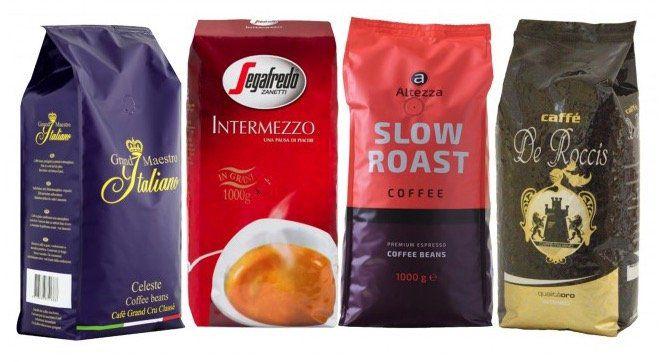 Kaffee Probierpaket Genussreise mit 4kg Bohnen für 39,99€ + gratis Kaffee Clip