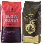 """Kaffee Probierpaket """"Genussreise"""" mit 4kg Bohnen für 39,99€ + gratis Kaffee-Clip"""