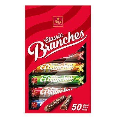 50er Pack Branches Classic Schokolade für 17,94€ (statt 34€)
