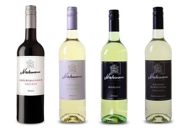 Niedermann Weine ab 3,49€ pro Flasche   6 Flaschen MBW