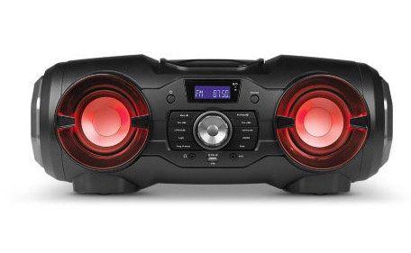 Medion Bluetooth Stereo Soundsystem mit farbigen Lichteffekten für 69,99€ (statt 80€)