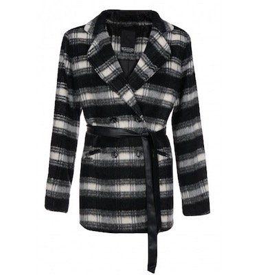 Laura Scott Damen Woll Jacke mit aufgesetzten Taschen für 24,99€ (statt 35€)