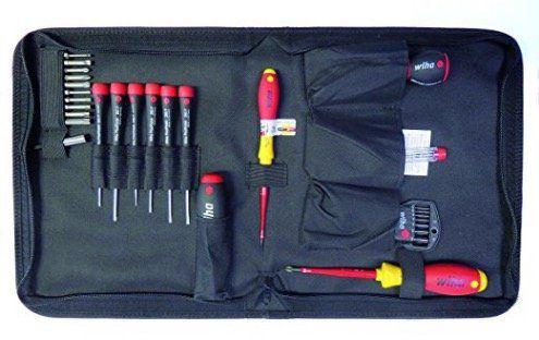 Wiha Adventskalender (23 Werkzeuge, 1 Tasche) ab 31,49€ (statt 50€)