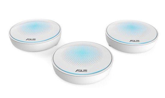 3er Set ASUS Lyra MAP AC2200 Mesh System gegen schlechtes WLAN für 339€