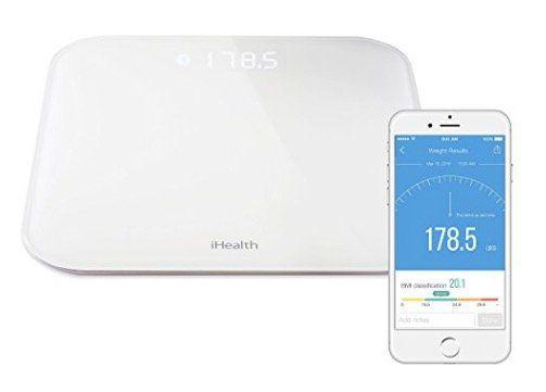 iHealth Lite Funkwaage mit App Anbindung für 35,90€ (statt 64€)